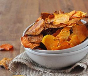 http://minimalistbaker.com/baked-sweet-potato-chips/